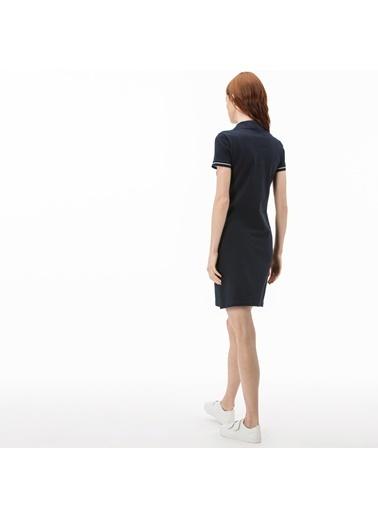 Lacoste Kadın  Elbise EF0909.09L Lacivert